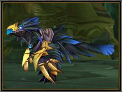 MONTURE : Seigneur Corbeau Anzu Anzu
